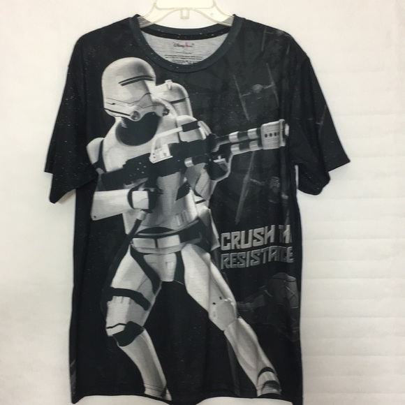 2cc9fc8f Disney Shirts | Store Star Wars Short Sleeve T Shirt Large | Poshmark